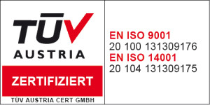 Certificazione TUV Austria